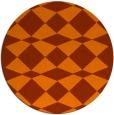 rug #298920   round check rug