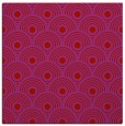 rug #299557 | square red rug