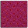 rug #299557 | square pink rug