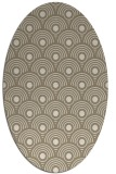 rug #299659   oval circles rug