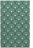 rug #300142 |  circles rug