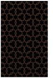 rug #308825 |  brown rug
