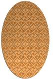 rug #312294   oval circles rug