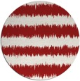rug #325249   round red rug