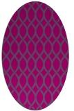 rug #327847 | oval circles rug