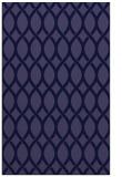 rug #328253 |  blue-violet rug