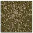 rug #332865   square mid-brown rug