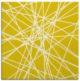 rug #333045   square yellow rug