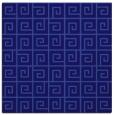 rug #334609 | square blue-violet rug