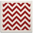 rug #354113 | square red rug