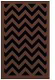 rug #354585 |  brown rug