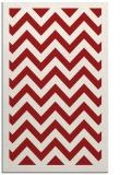 rug #354817 |  red rug