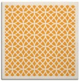 rug #355973 | square light-orange rug