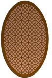rug #356123 | oval popular rug