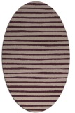 rug #382533 | oval flags rug