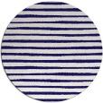 rug #383187 | round stripes rug