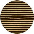rug #383380 | round stripes rug