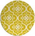rug #385118   round traditional rug
