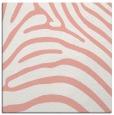 rug #387525 | square pink rug