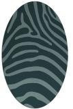 rug #387731   oval stripes rug