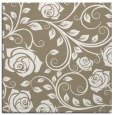 rug #389205   square mid-brown rug