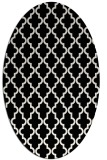 rug #396729 | oval traditional rug