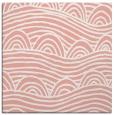 rug #398085 | square pink rug