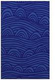rug #398673 |  blue-violet rug