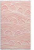 rug #398789 |  pink rug