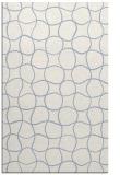 rug #400371 |  circles rug