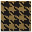 rug #404925   square mid-brown rug