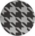 rug #406161 | round red-orange rug