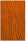 rug #407633 |  red-orange rug