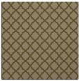 rug #410305   square brown rug