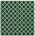 rug #410389   square yellow rug