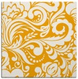 rug #412281 | square light-orange rug