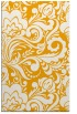 rug #412985 |  light-orange rug