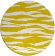 rug #414947 | round stripes rug