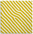 rug #419285 | square yellow rug