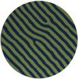 rug #420078 | round stripes rug