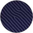 rug #420125 | round blue-violet rug