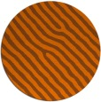 rug #420300 | round stripes rug