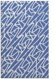 rug #425009 |  blue rug