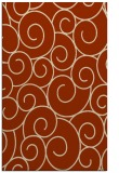 rug #428687    circles rug
