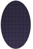 rug #430005 | oval flags rug