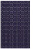 rug #430357 |  blue-violet rug
