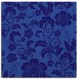 rug #438449 | square blue-violet rug