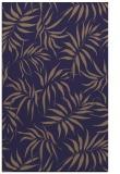 rug #444437 |  blue-violet rug