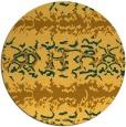 rug #453785   round animal rug