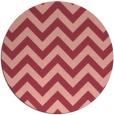 rug #455457   round pink rug